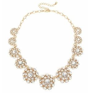 🆕 Eye Candy Los Angeles Flower Collar Necklace